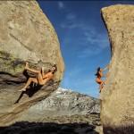 攀岩高手克里斯-沙马&戴拉-奥洁达