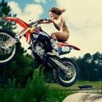 摩托车手塔拉-姬格尔