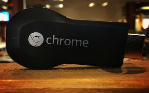 Chromecast电视棒
