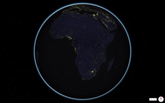 苹果桌面3D地图