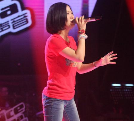 《中国好声音》第二季 姚贝娜