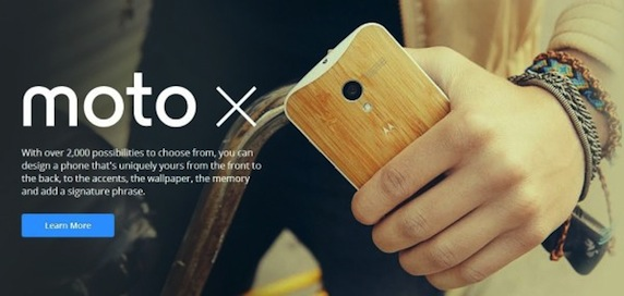 Google Moto X