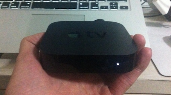 我的 Apple TV 3