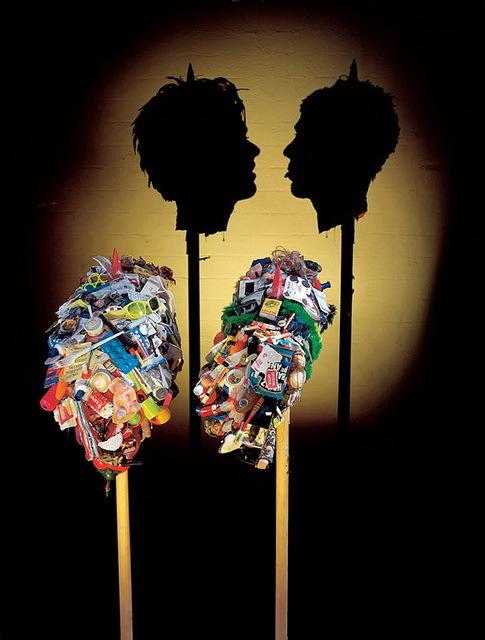 国庆节 - 垃圾