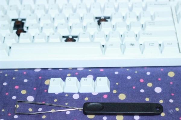 清洗机械键盘 - 5