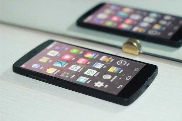 我的 Nexus 5 - 6