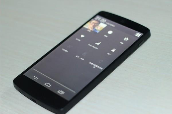 我的 Nexus 5 - 7