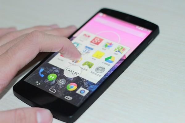 我的 Nexus 5 - 8