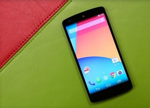 Nexus 5 手势唤醒、锁屏