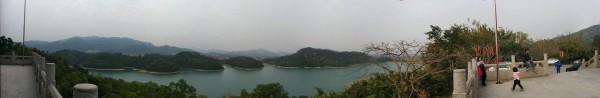 金台寺全景图