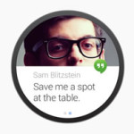 Android Wear 智能手表平台