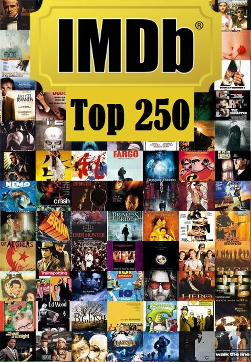 IMDB Top 250 高清 720P 合集