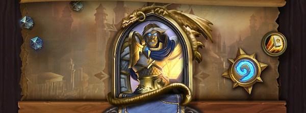 《炉石传说》圣骑士