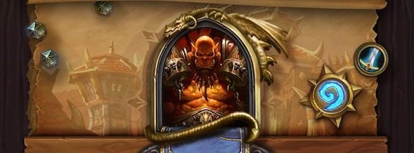 《炉石传说》战士