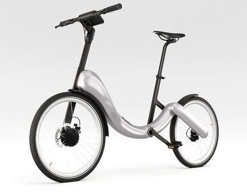 JiveBike智能自行车