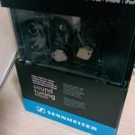 森海塞尔 Sennheiser IE80 包装