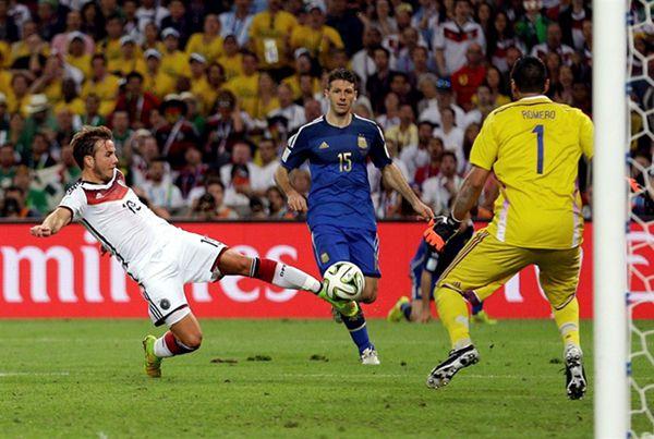2014 世界杯 德国胜