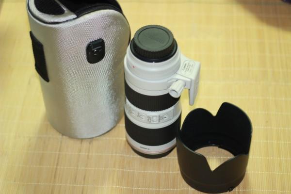 EF 70-200mm f/2.8L IS II USM 镜头 配件