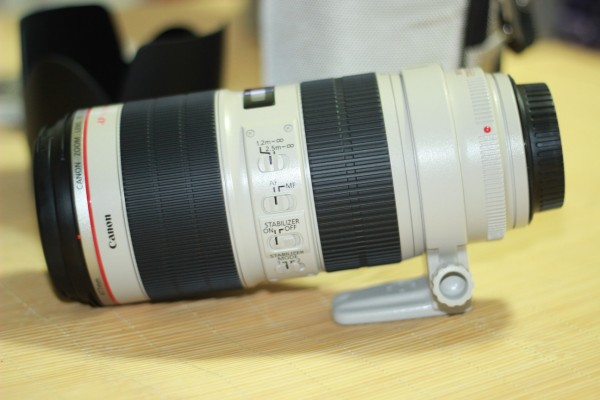 EF 70-200mm f/2.8L IS II USM 镜头