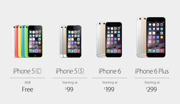 伟大的iphone系列