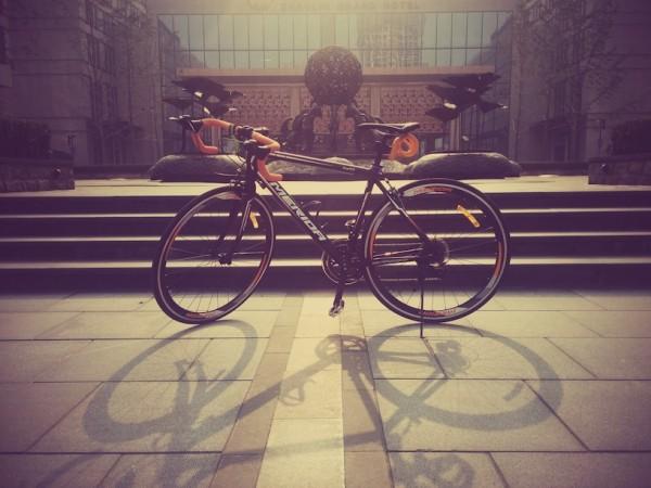 美利达 Ride902 白天