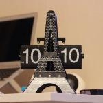 妙刻埃菲尔铁塔时钟