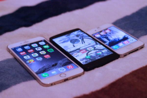 我的 iPhone 6 Plus