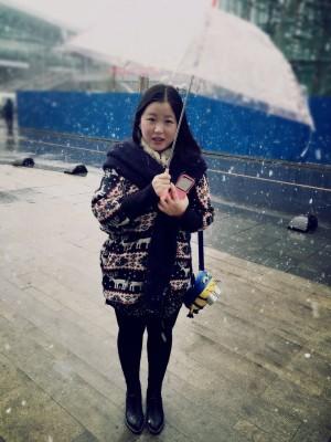 2015年第一场雪